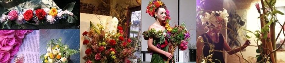神戸の不思議な花屋さん